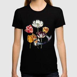 Mermaid Land #collage T-shirt