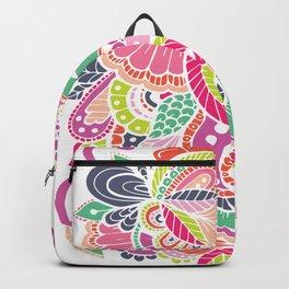 Tangled Flourishes Backpack