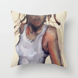 The Lurk Throw Pillow