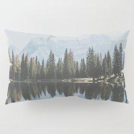 Italian Dolomites (landscape version) Pillow Sham