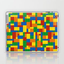 Colored Building Blocks Laptop & iPad Skin