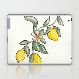 Lemon Branch Laptop & iPad Skin