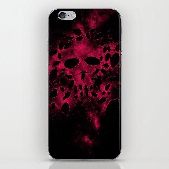 Death on Deep Space iPhone & iPod Skin