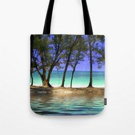 Paradise - Paradise Island, Bahamas Tote Bag