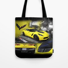 2015 Corvette ZO6 Tote Bag