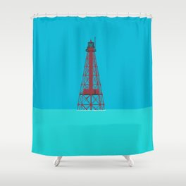 Sombrero Light Shower Curtain