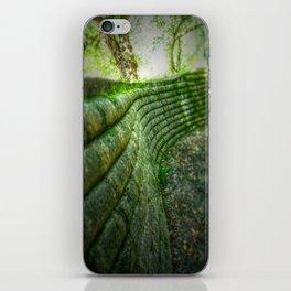 MAN MADE FLOW ( ORIGINAL ) iPhone Skin