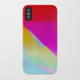 Pop Fields iPhone Case