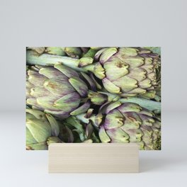 GREEN VEGAN SOUND Mini Art Print