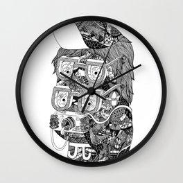 hipster Wall Clock
