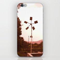 WIND MILL iPhone & iPod Skin