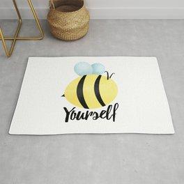 Bee Yourself Rug