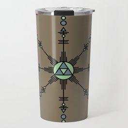 Native American Mandala Travel Mug