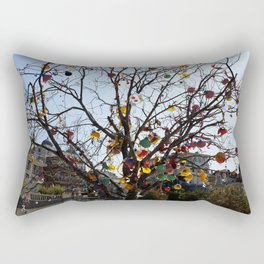 Balloon Tree1 Rectangular Pillow
