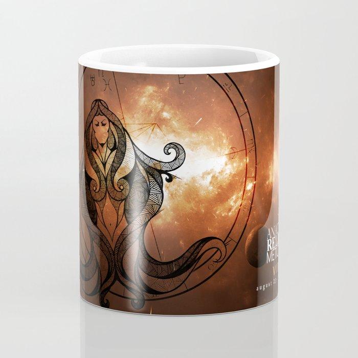 Virgo-Analytical, Reliable, Meticulous Coffee Mug