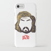 juventus iPhone & iPod Cases featuring Pirlo 21 by wearwolves