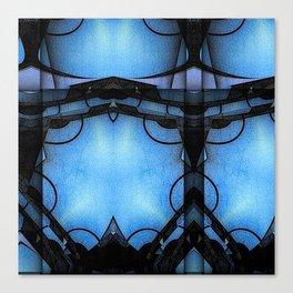membrane Canvas Print