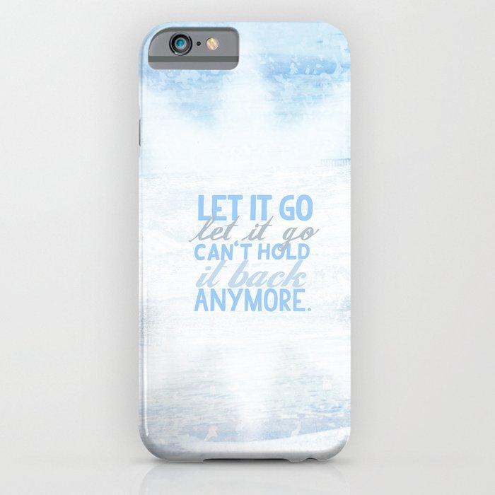 Lyric frozen let it go lyrics : frozen, let it go lyrics... iPhone Case by studiomarshallarts ...