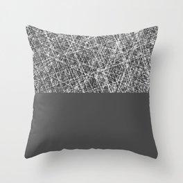 grebati Throw Pillow
