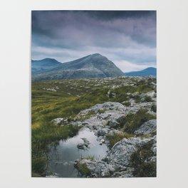 Wester Ross Landscape Poster
