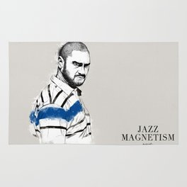 Kase.O Jazz Magnetism Rug
