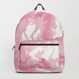 Cry baby I Watercolor Backpack