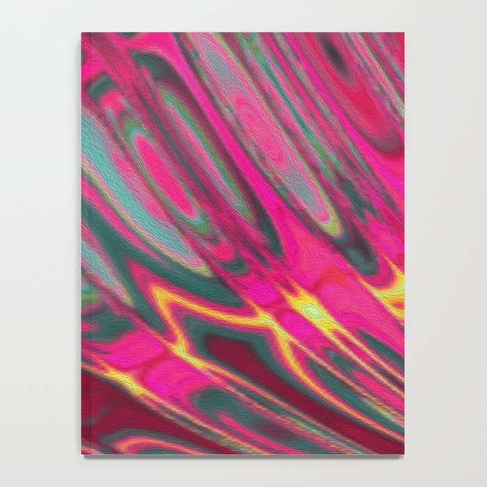fantasy colour 5 Notebook