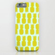 Pineapple Pattern Slim Case iPhone 6s