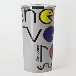 ¡Chévere Tricolor! Travel Mug