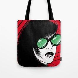 Distorted Vision Tote Bag