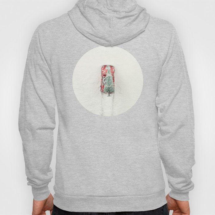 Christmas Eve in a hurry Hoody