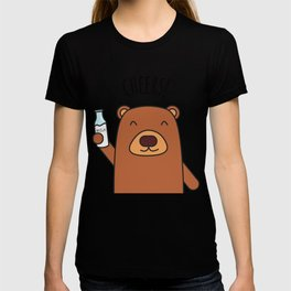 Cheers, Bear! T-shirt