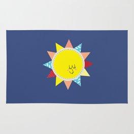 In the sun Rug
