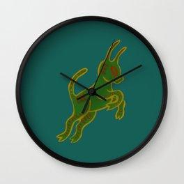 My Children No. 009 Wall Clock