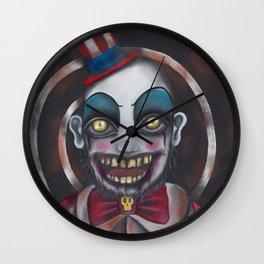 Don't you like Clowns? Wall Clock