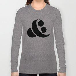 Ampersand Long Sleeve T-shirt
