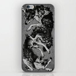 Lukko iPhone Skin