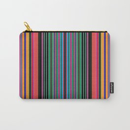 MAGIC STRIPES Carry-All Pouch