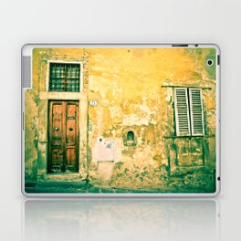 Old World Italy (Tuscany) Laptop & iPad Skin