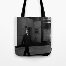 Clapham Portrait Tote Bag