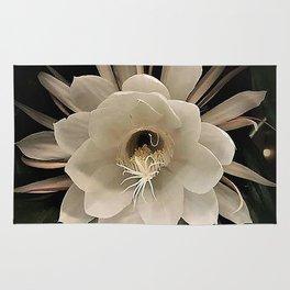 Night Blooming Cereus Rug