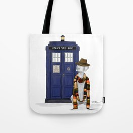 DOCTOR WEIM? Tote Bag