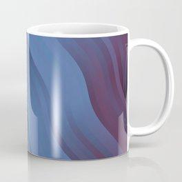 wavy lines pattern ml Coffee Mug