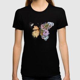 Butterfly in Bloom II T-shirt