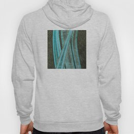 No Exit Abstract Design Hoody