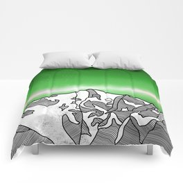 Hkakabo Razi Mountain Comforters