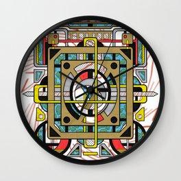 SwitchPlate Wall Clock