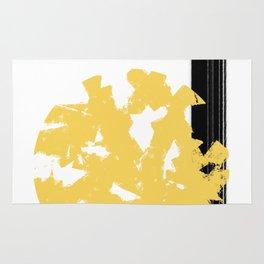 Abstract Sun #society6 #abstractart Rug