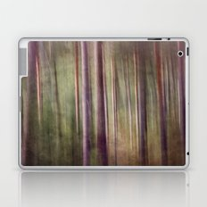 Magical forest at dust Laptop & iPad Skin