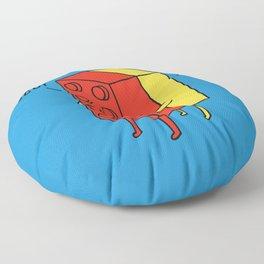 Le go! No Floor Pillow
